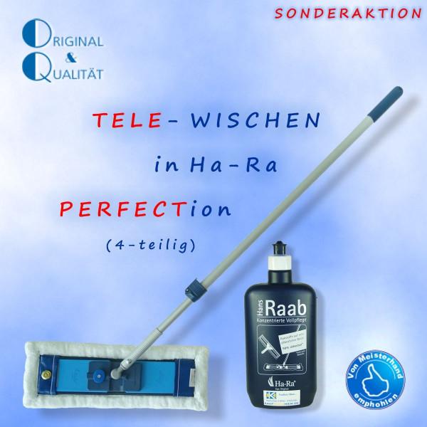 Ha-Ra Tele-Wischen (4er-Set) NG Pur