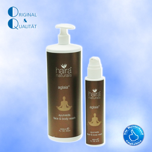 Aglaia DRC face & body wash ayurveda