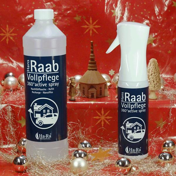 Ha-Ra Vollpflege 360° active spray