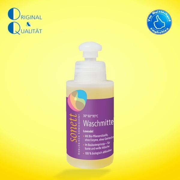 SONETT Waschmittel flssg. Lavendel 120 ml