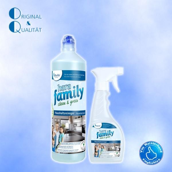 "NEU Ha-Ra ""Family"" Hygiene-Reiniger"