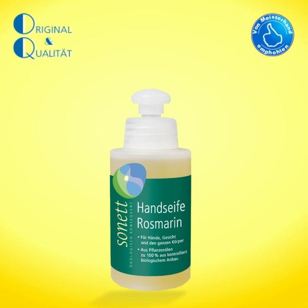 SONETT Handseife Rosmarin 120 ml