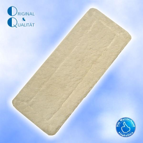 Ha-Ra Bodentuch weiß lang