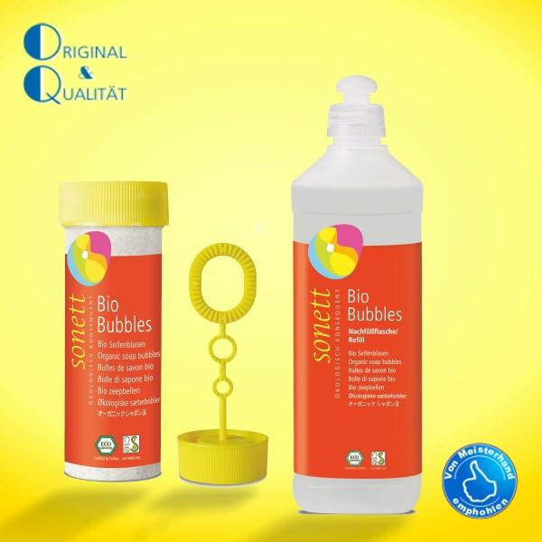 SONETT Bio Bubbles Seifenblasen
