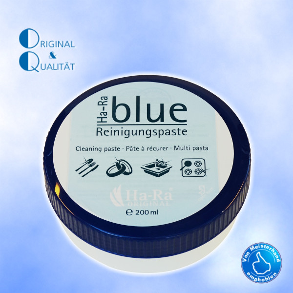 Ha-Ra Blue Reinigungspaste