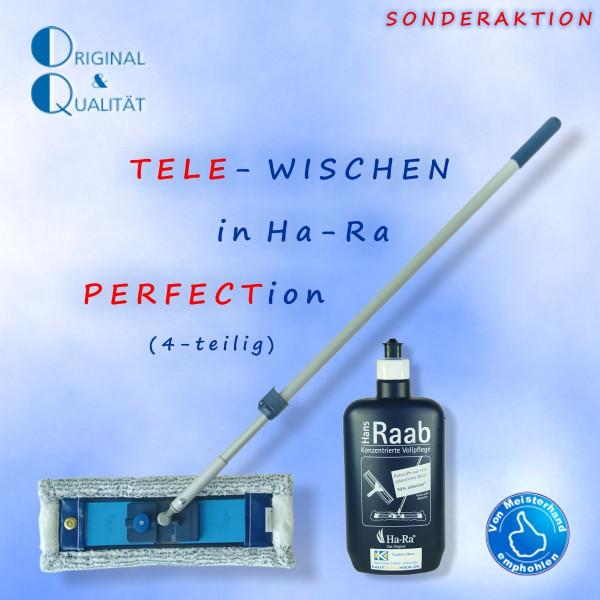 Ha-Ra Tele-Wischen (4er-Set) Mach 6