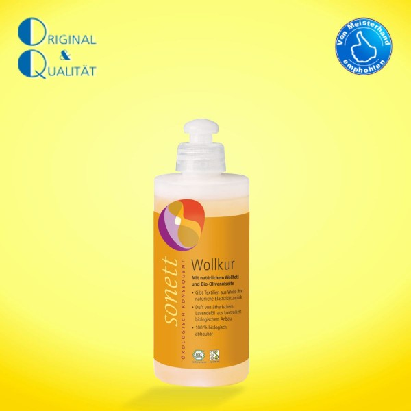 SONETT Wollkur 300 ml
