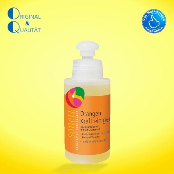 SONETT Orangen-Kraftreiniger 120 ml