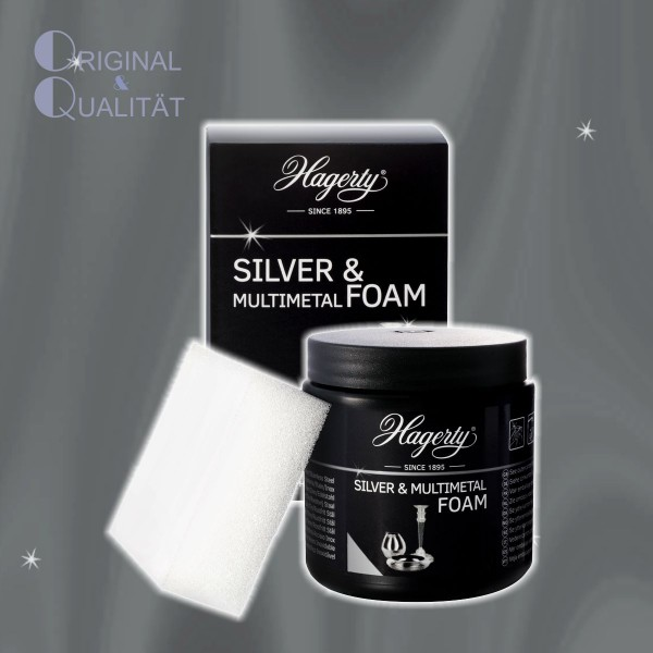 Hagerty Silver & Multimetal Foam 185 g