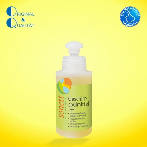 SONETT Spülmittel Lemon 120 ml