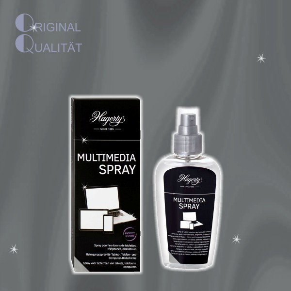 Hagerty Multimedia Spray 125 ml